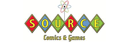 Source Comics and Games