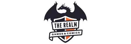 The Realm Games & Comics