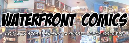 Waterfront Comics