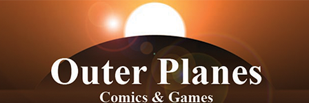 Outer Planes Comics and Games