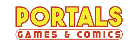 Portals Games and Comics